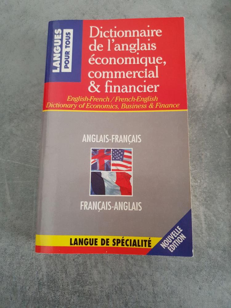DICTIONNAIRE DE L'ANGLAIS ECONOMIQUE, COMMERCIAL, FINANCIER 5 Évry (91)