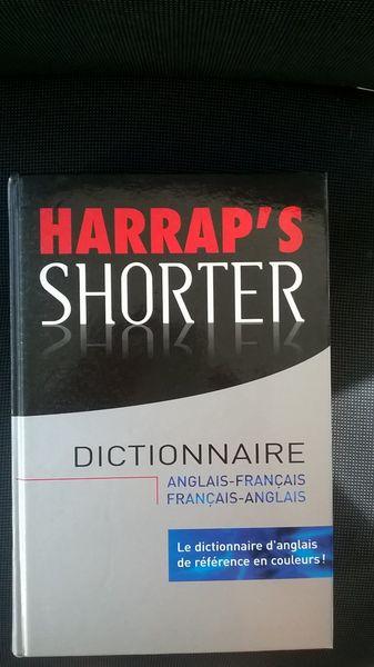 DICTIONNAIRE ANGLAIS-FRANCAIS ET FRANCAIS-ANGLAIS 10 Suresnes (92)