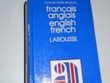 dictionnaire anglais francais