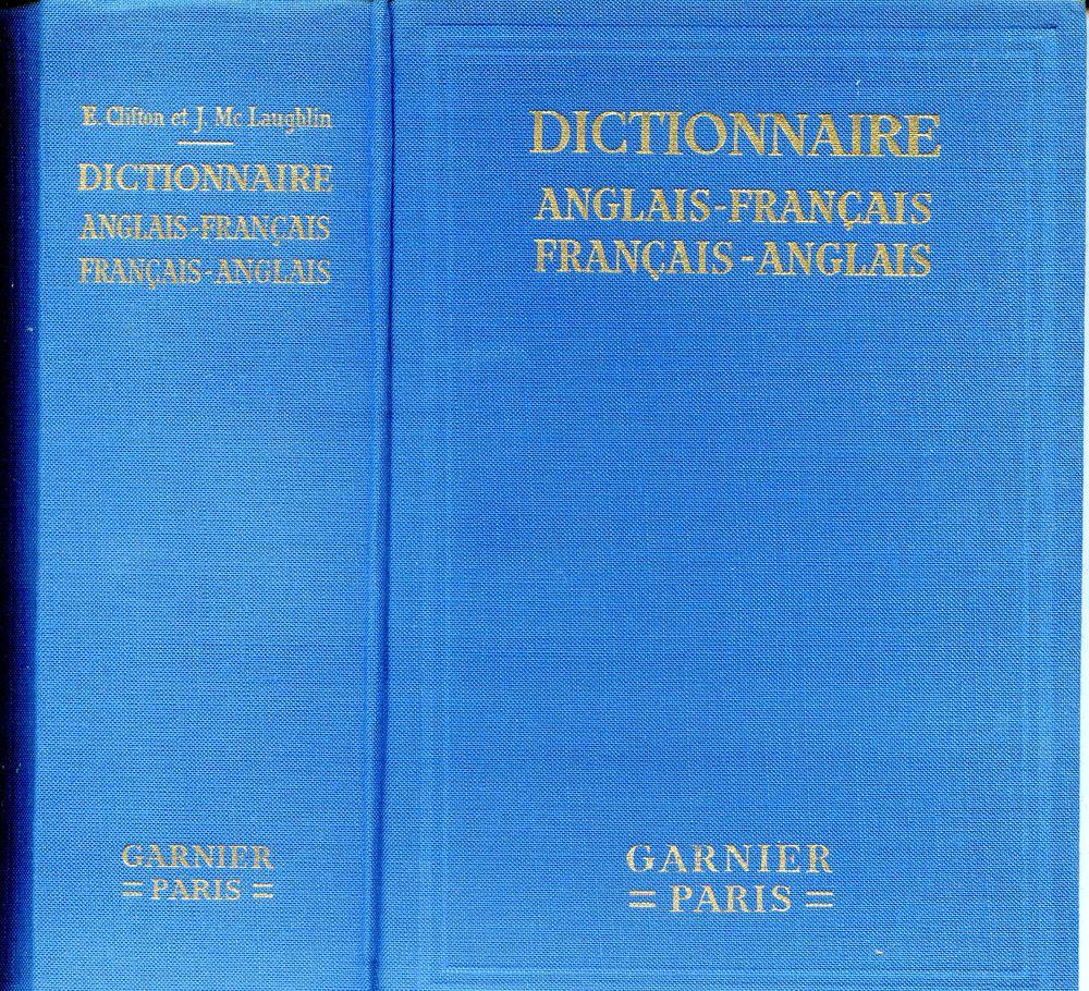 Dictionnaire anglais-français, français-anglais,  5 Rennes (35)