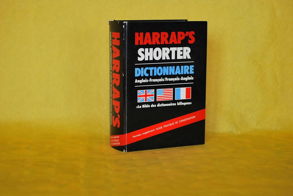 dictionnaire anglais 10 Bauvin (59)