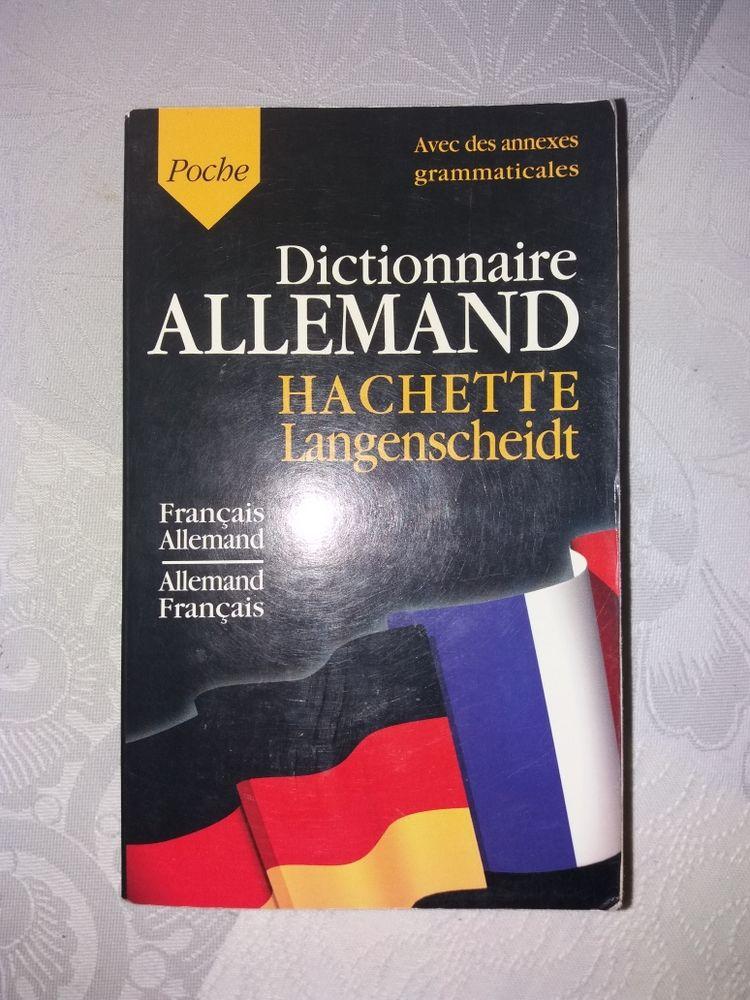 Dictionnaire bilingue français allemand allemand français 3 La Valentine (13)