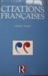 Dictionnaire des citations françaises - Pierre Oster, Rennes (35)