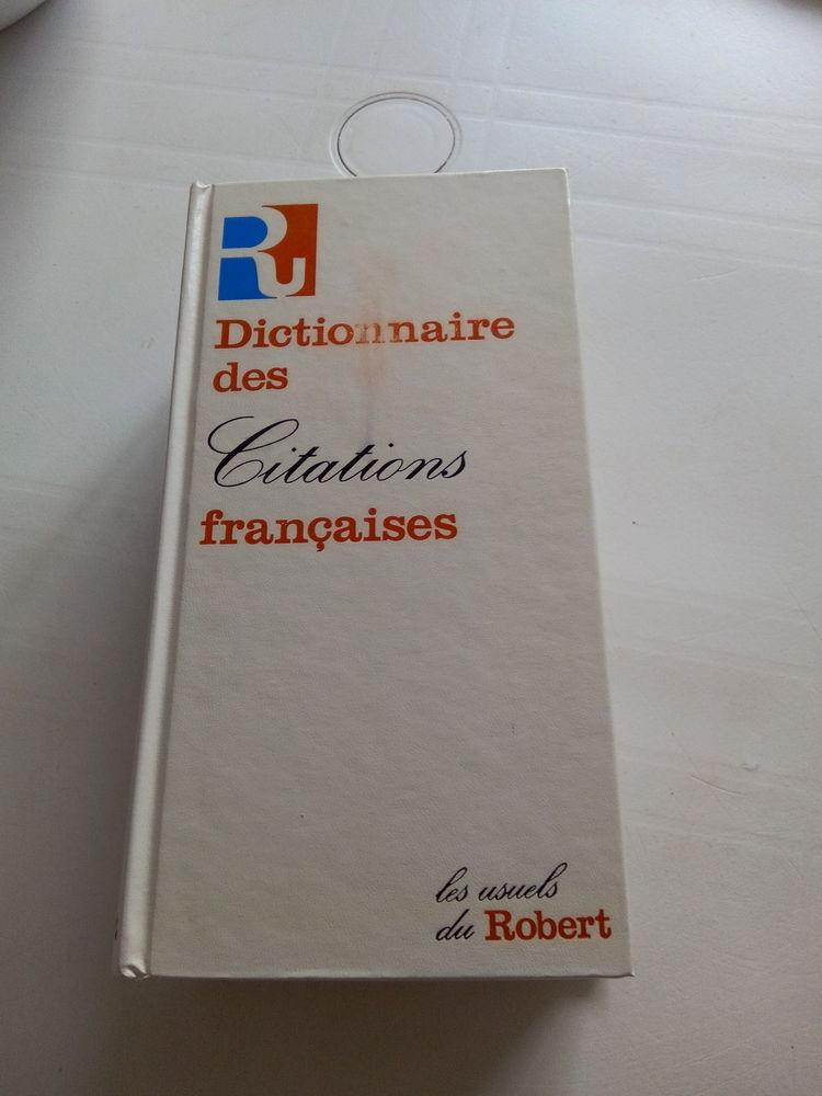 Dictionnaire des Citations françaises 5 Étampes (91)