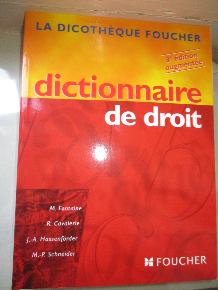 Dictionnaire de droit Foucher 4 Carmaux (81)