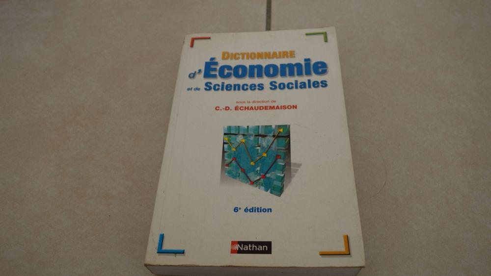 Dictionnaire d'économie et de sciences sociales 3 Hyères (83)