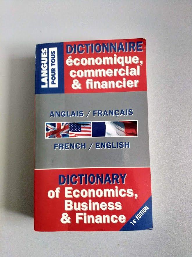 Dictionnaire économique, commercial & financier 5 Saint-Jean (31)