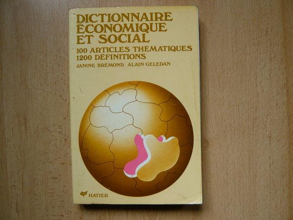 DICTIONNAIRE ECONOMIQUE ET SOCIAL 10 Courpière (63)
