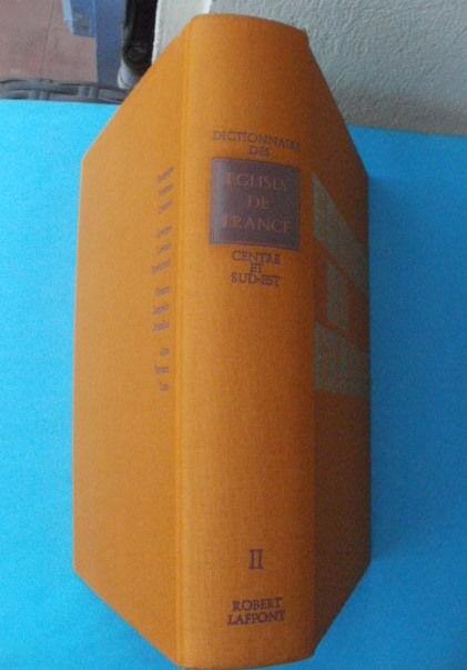 Dictionnaire des Eglises de France T.II Centre et Sud est 22 Montauban (82)