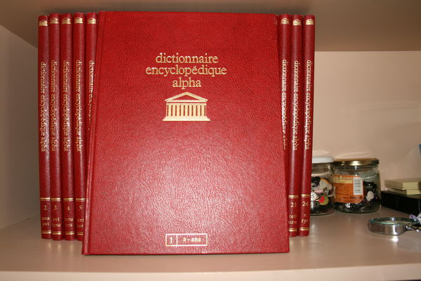 Dictionnaire encyclopedie alpha. 20 Herblay (95)