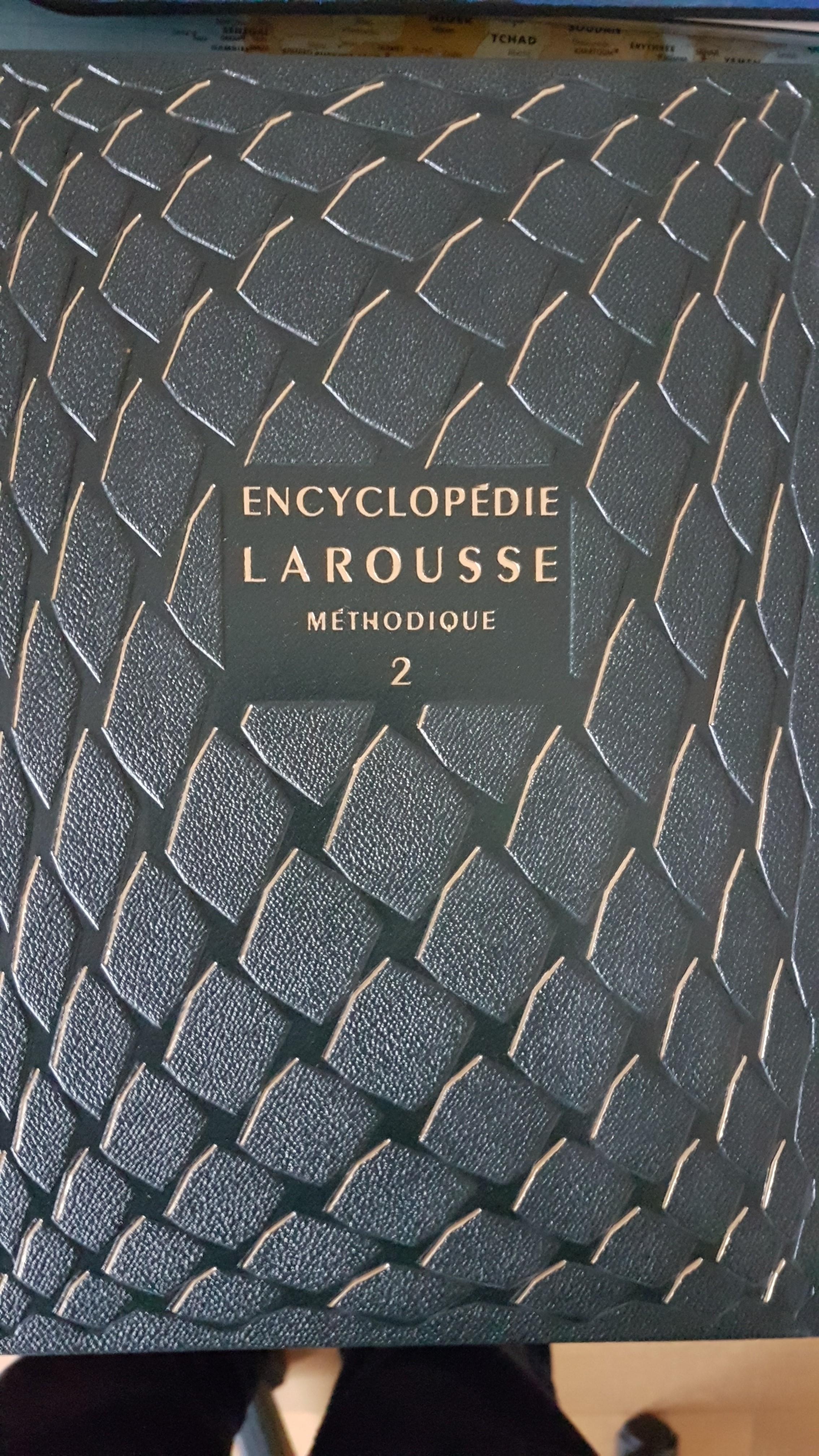 Dictionnaire - Encyclopédie Larousse 50 Le Chesnay (78)