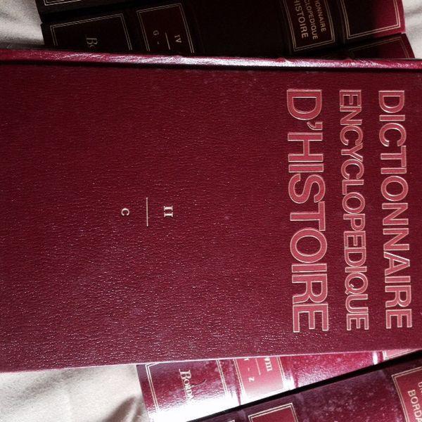 Dictionnaire encyclopédique d'histoire 18 Guyancourt (78)