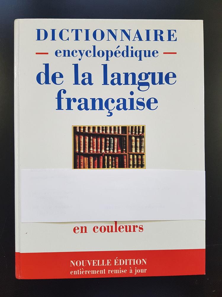 DICTIONNAIRE ENCYCLOPÉDIQUE LANGUE FRANÇAISE Livres et BD
