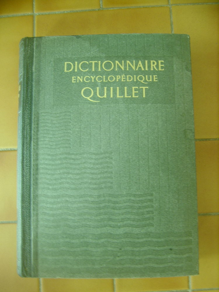 Dictionnaire Encyclopédique QUILLET 1958 85 La Teste-de-Buch (33)