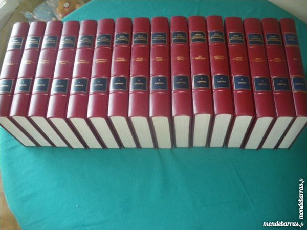 Dictionnaire encyclopédique en 15 volumes 50 Tours (37)
