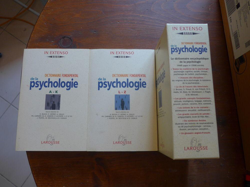 Dictionnaire fondamental de la psycholgie 20 Saint-Rémy-de-Provence (13)