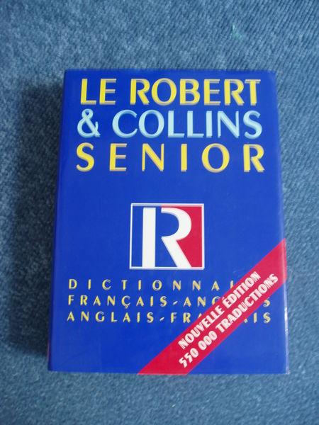dictionnaire français- anglais 8 Nantes (44)