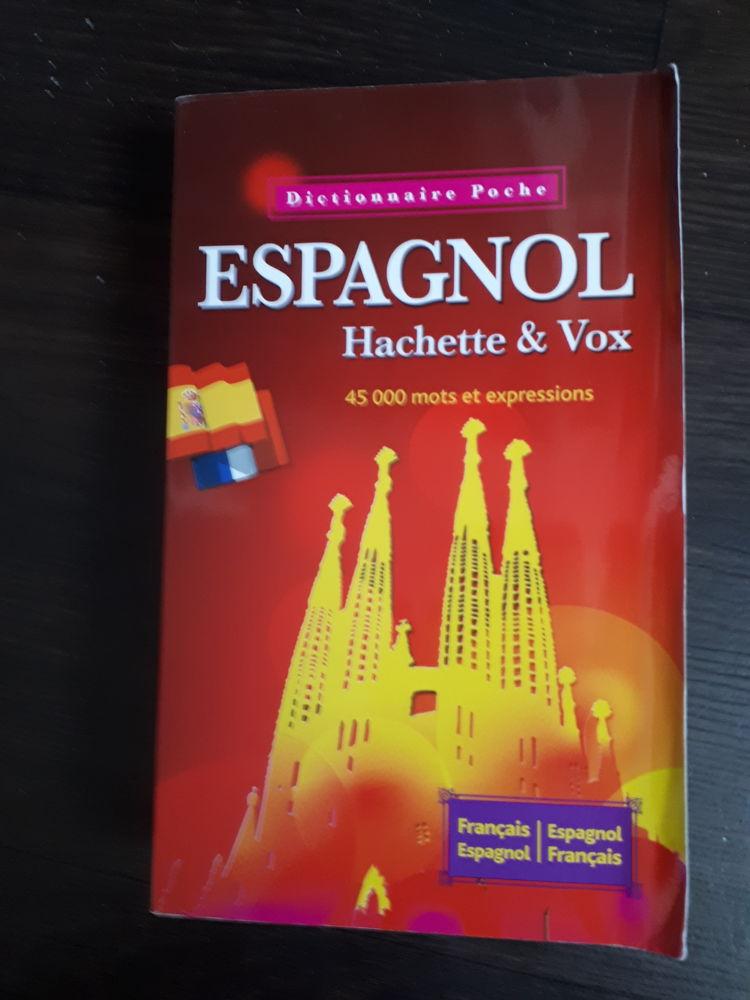 Dictionnaire Français-Espagnol - Espagnol -Français Livres et BD
