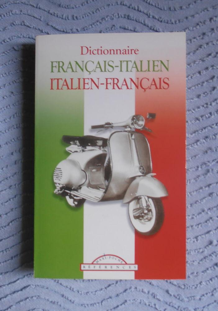 Dictionnaire Français-Italien Italien-Français 5 Aubin (12)