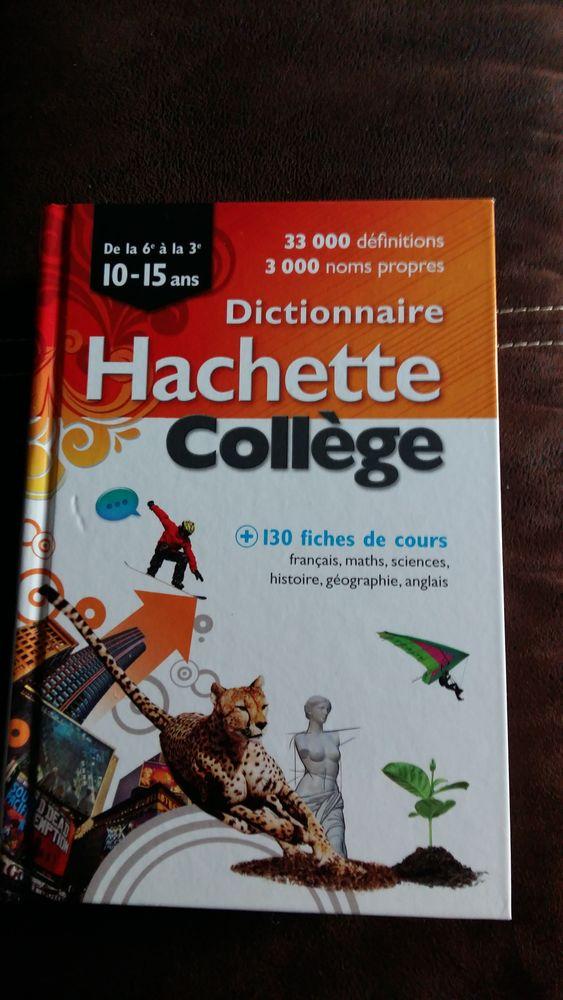DICTIONNAIRE HACHETTE COLLEGE . 10 Valenciennes (59)