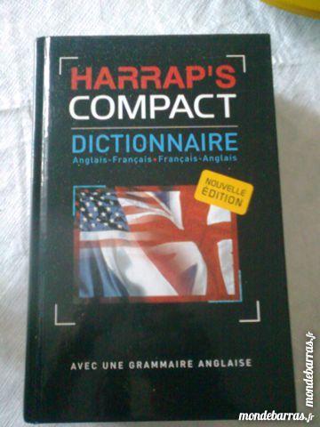 dictionnaire HARRAP'S anglais - français - zoe 12 Martigues (13)