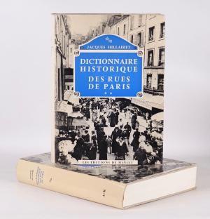 DICTIONNAIRE HISTORIQUE DES RUES DE PARIS 90 Belley (01)