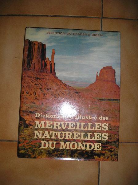 Dictionnaire illustré des MERVEILLES NATURELLES DU MONDE  10 Septèmes-les-Vallons (13)