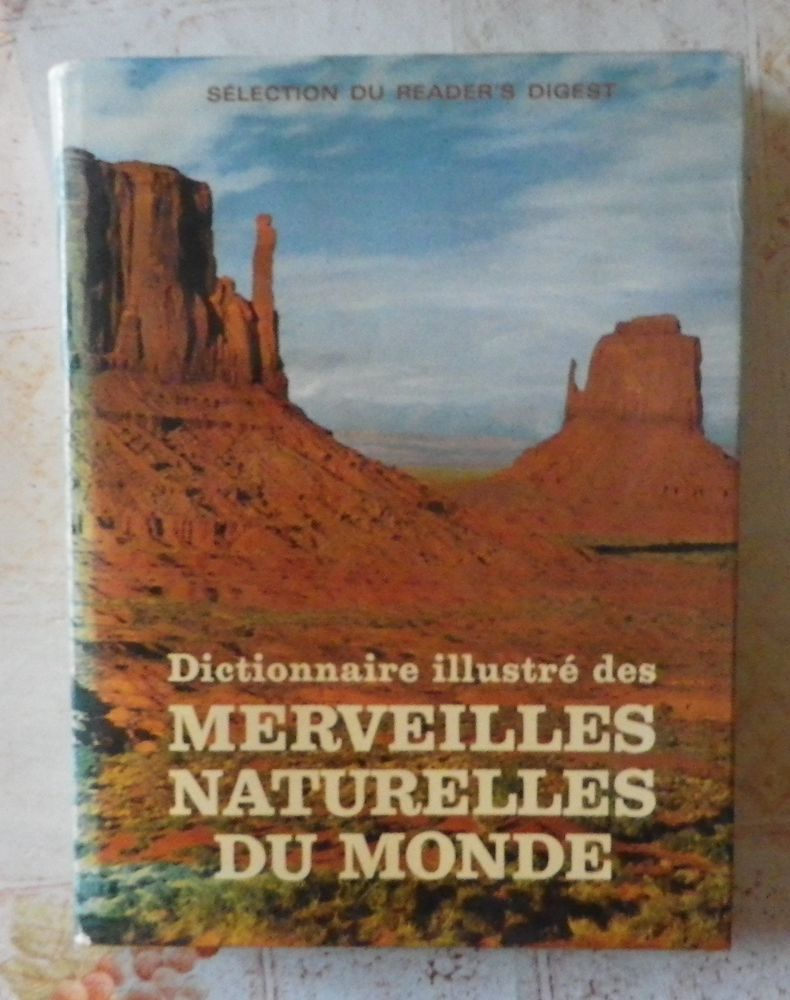 DICTIONNAIRE ILLUSTRE DES MERVEILLES NATURELLES DU MONDE 6 Attainville (95)
