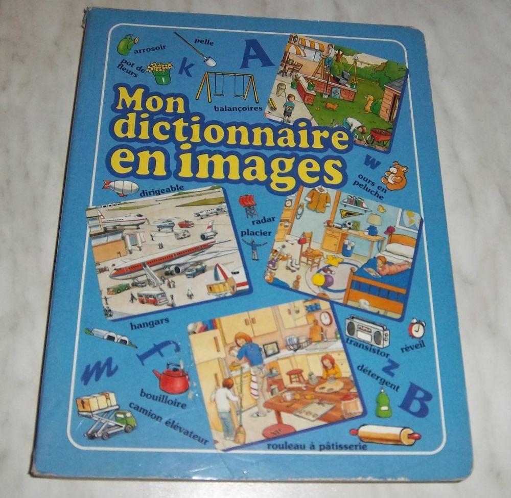 Mon dictionnaire en images 5 Colombier-Fontaine (25)