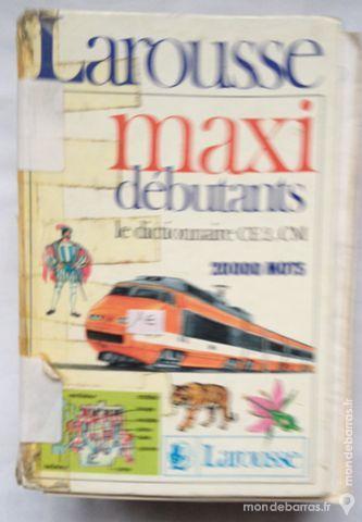 Dictionnaire Larousse maxi débutants 1986 1 Illkirch-Graffenstaden (67)