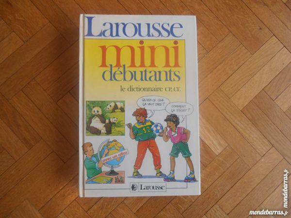 Dictionnaire Larousse Mini débutants (4) 10 Tours (37)