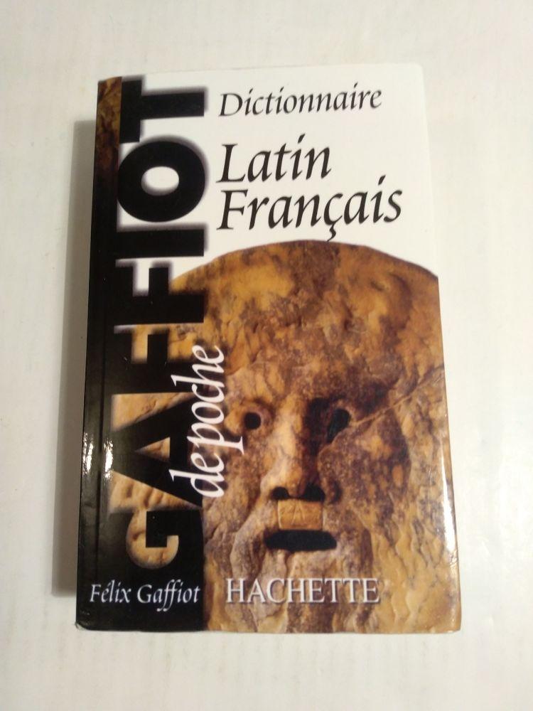 Dictionnaire Latin-Français 7 Calais (62)