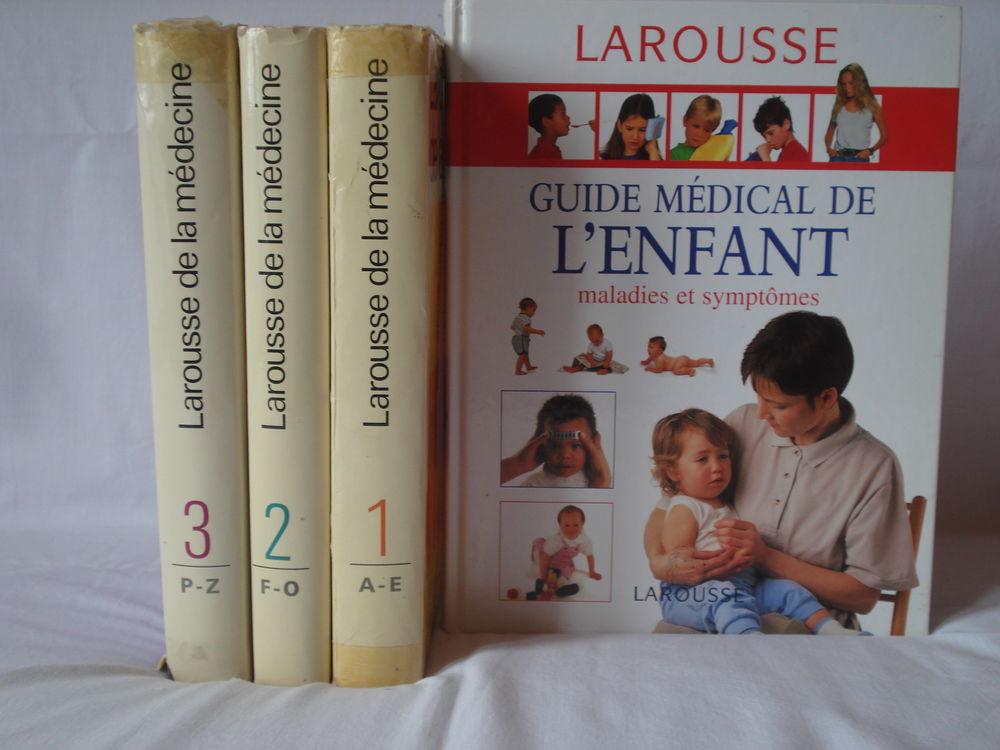 Dictionnaire Médical Larousse en 3 volumes. 30 Masseret (19)