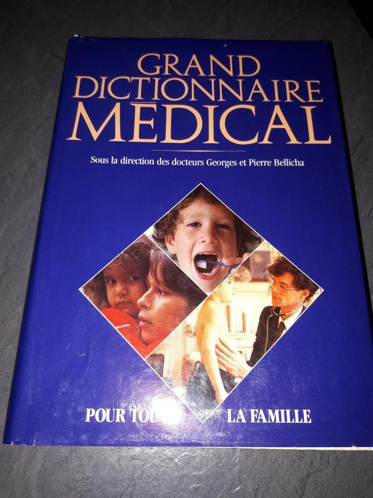 Dictionnaire médical et Montignac 10 Sens-de-Bretagne (35)