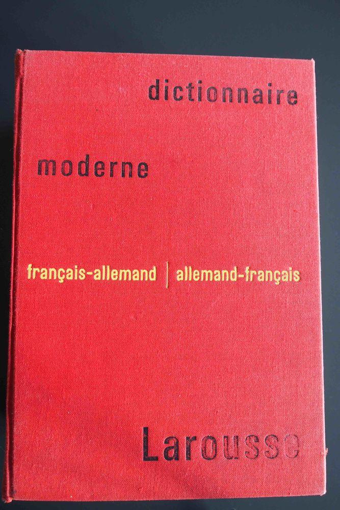 Dictionnaire moderne français allemand, allemand-français, 5 Rennes (35)
