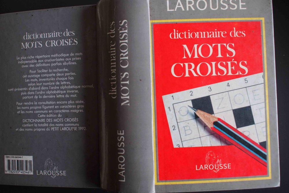 Dictionnaire des mots croises 5 Rennes (35)