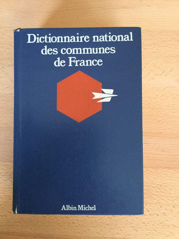 Dictionnaire national des communes France ? Albin Michel 15 Avon (77)
