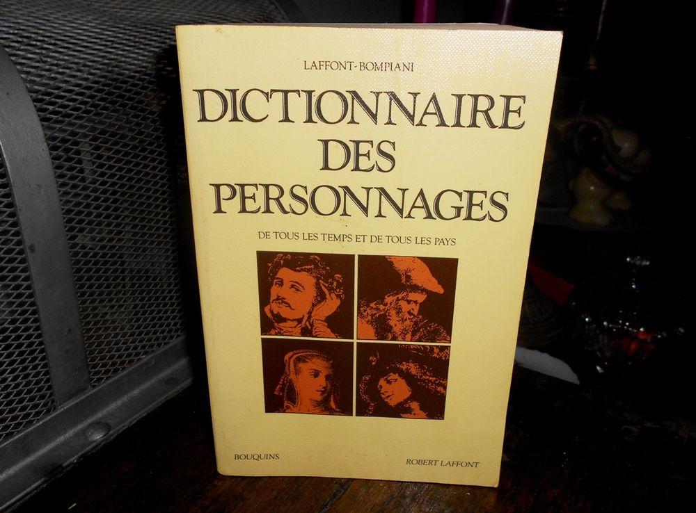 Dictionnaire des personnages (Bouquins) Robert Laffont 15 Monflanquin (47)