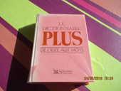 Dictionnaire PLUS de l'idée aux mots 39 Le Vernois (39)