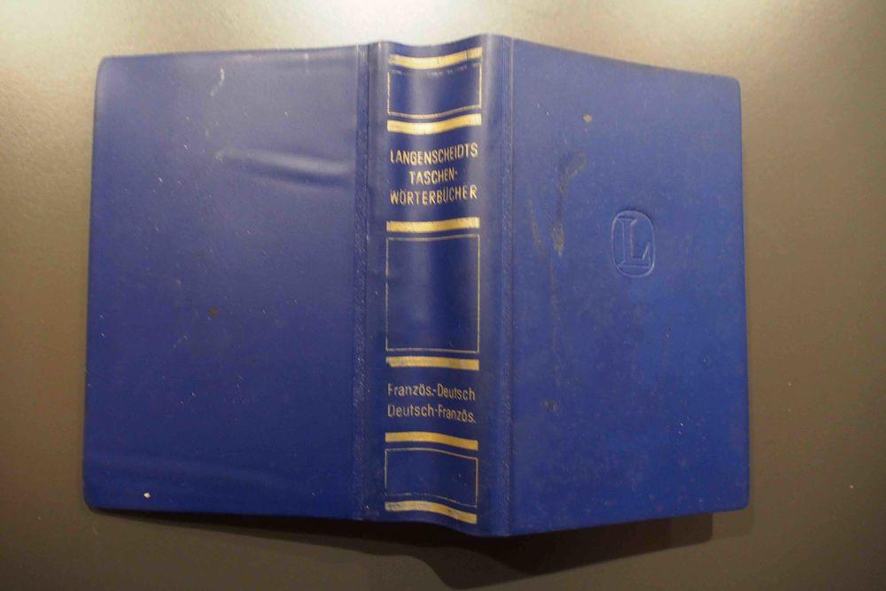 Dictionnaire de poche français allemand français, 5 Rennes (35)