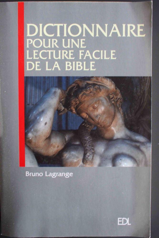 Dictionnaire pour une lecture facile de la bible 5 Rennes (35)
