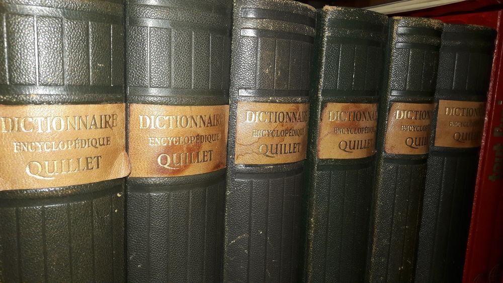 Dictionnaire QUILLET en 6 volumes 55 Lampertheim (67)