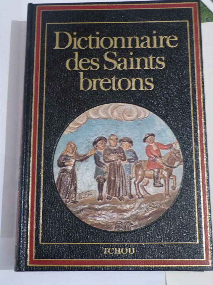 DICTIONNAIRE DES SAINTS BRETONS 20 Brest (29)