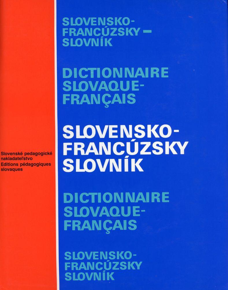 Dictionnaire Slovaque ? français  15 Saint-Laurent-de-Mure (69)