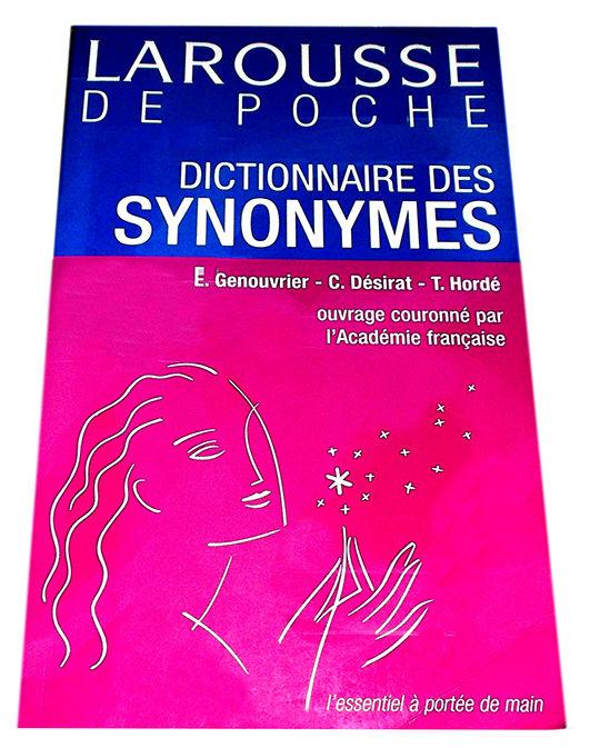 DICTIONNAIRE  DES  SYNONYMES  5 Villeneuve-le-Roi (94)