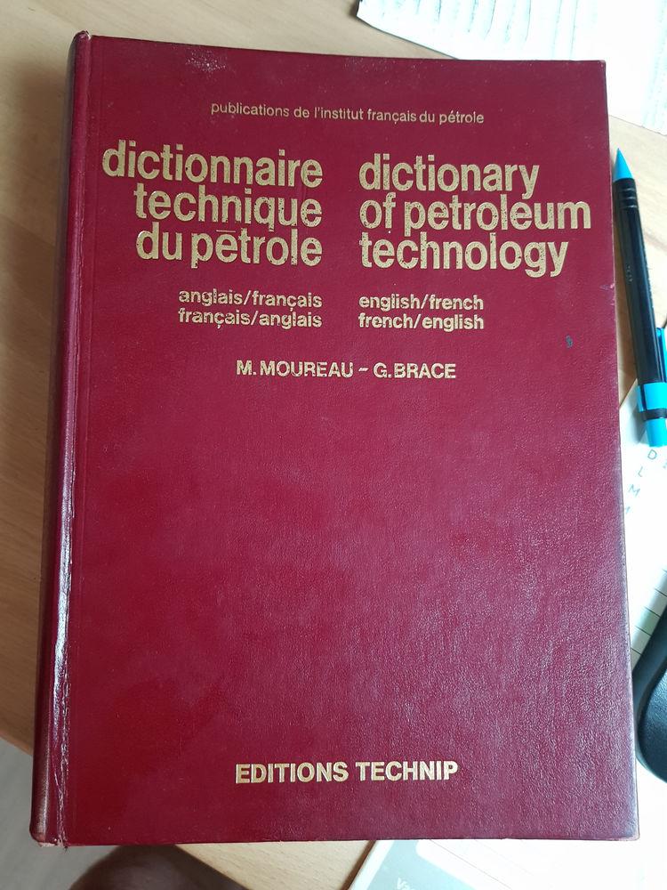 Dictionnaire technique du pétrole 12 Pont-Saint-Vincent (54)