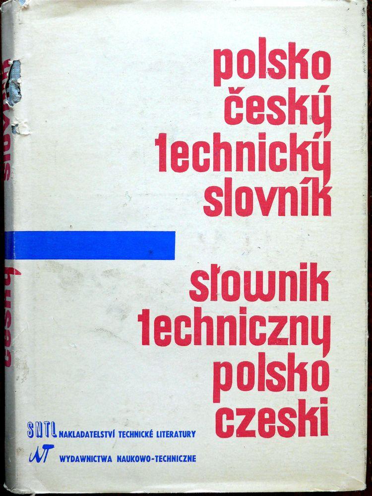Dictionnaire technique Polonais - Tchèque  5 Saint-Laurent-de-Mure (69)