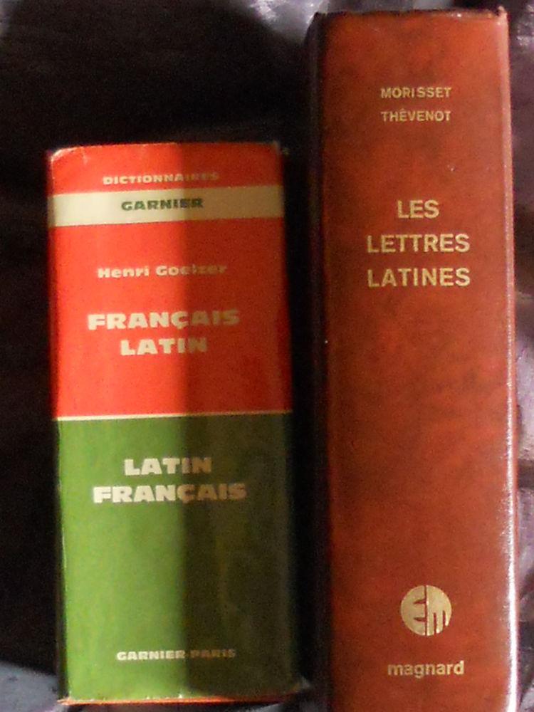 dictionnaires latin et lettres latines 0 Villeurbanne (69)
