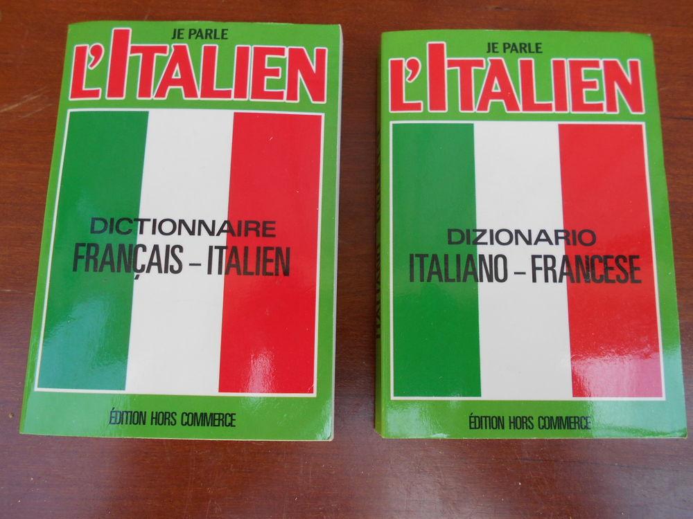 DICTIONNAIRES MINIS FRANÇAIS/ITALIEN et ITALIEN/FRANÇAIS 8 Dammarie-les-Lys (77)