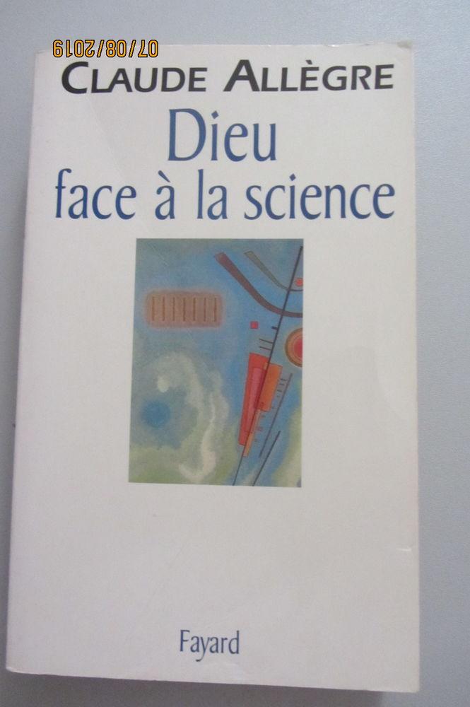 Dieu face à la science Livres et BD